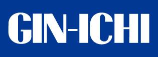 GIN-ICHI ロゴ